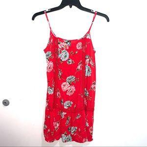 🌷5/$20 Love Fire Juniors Floral Dress
